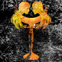 Two Maidens One Chalice