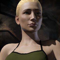Fembot One - Click for forum statistics