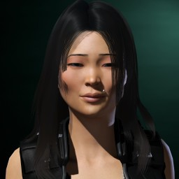 Nicole Minaj - EVE Online pilot