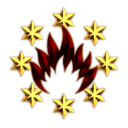 Flame of the stars