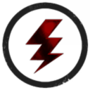 RED THUNDER BOLT