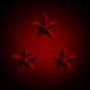 Three Red Stars