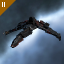 SurfaceLancer's Crow exploded in PF-346 due to excessive weapons fire from Tres Pein