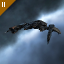 Corio Crendraven's Manticore exploded in ZFJH-T due to excessive weapons fire from Water Brother