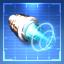 500MN Microwarpdrive I Blueprint