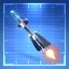 Mjolnir Auto-Targeting Light Missile I Blueprint