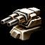 CONCORD 1200mm Artillery