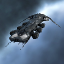 Oblob Smith's Cormorant exploded in GE-8JV due to excessive weapons fire from Boo Merang