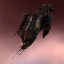 Korp Korpus's Thrasher exploded in Vay due to excessive weapons fire from Spektre Haymninsauce