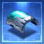 Crystalline Carbonide Armor Plate Blueprint