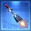 Inferno Auto-Targeting Light Missile I Blueprint