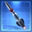 Inferno Auto-Targeting Cruise Missile I Blueprint