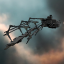 None's Small Ship Assembly Array exploded in Oulley due to excessive weapons fire from Gwydion Voleur