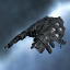 The Ludocrat's Drake exploded in J125350 due to excessive weapons fire from Jeimie