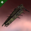Talv Tian's Hurricane Fleet Issue exploded in Ami due to excessive weapons fire from Spinal Tapp