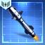 Standup AXL-C Missile Blueprint