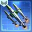 Standup ASML-LD Missile Blueprint