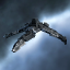 Aigis Midorin's Condor exploded in 10UZ-P due to excessive weapons fire from NERGALION
