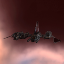 Jase Deninard's Reaper exploded in Covryn due to excessive weapons fire from Keyanu