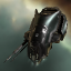 System Shark's Incursus exploded in Ladistier due to excessive weapons fire from Damar Rocarion