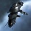 Dimon Ru27Reg's Ibis exploded in 5ZXX-K due to excessive weapons fire from crahkiller