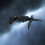 Tessa Babewatch's Kestrel exploded in Uuna due to excessive weapons fire from Rixx Javix
