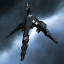 Praetorian Sunrider's Merlin exploded in Alsavoinon due to excessive weapons fire from rs spyder