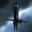 DarthBadness's Heron exploded in M-OEE8 due to excessive weapons fire from 0nlyShadow