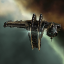Le Kran's Velator exploded in G-ME2K due to excessive weapons fire from xFatalityxx