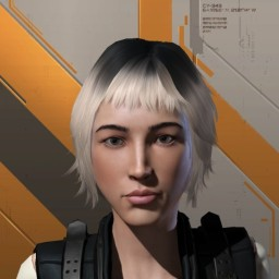 character image