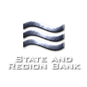State and Region Bank logo