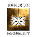 Republic Parliament logo