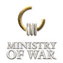 Ministry of War logo