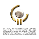 Ministry of Internal Order logo