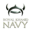 Royal Khanid Navy logo