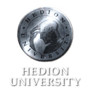 Hedion University logo