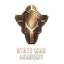 State War Academy logo