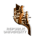 Republic University logo