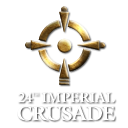 24th Imperial Crusade logo
