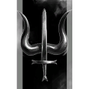 Silver Trident