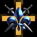 Crossed Swords of the Fleur de lis LLC