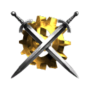 Hammer und Schwert