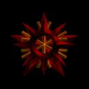 Kanizsa triangle