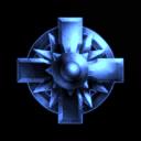 chromium cross