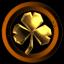 Golden Leaf Clower