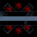Defenders of Red Stars Blue Line