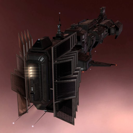 Claymore (Minmatar Republic Command Ship) - EVE Online Ships