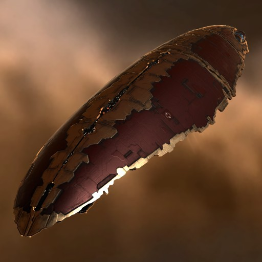 Ark (Amarr Empire Jump Freighter) - EVE Online Ships