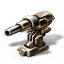 650mm Artillery Cannon I