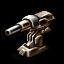 650mm Medium Prototype Siege Cannon